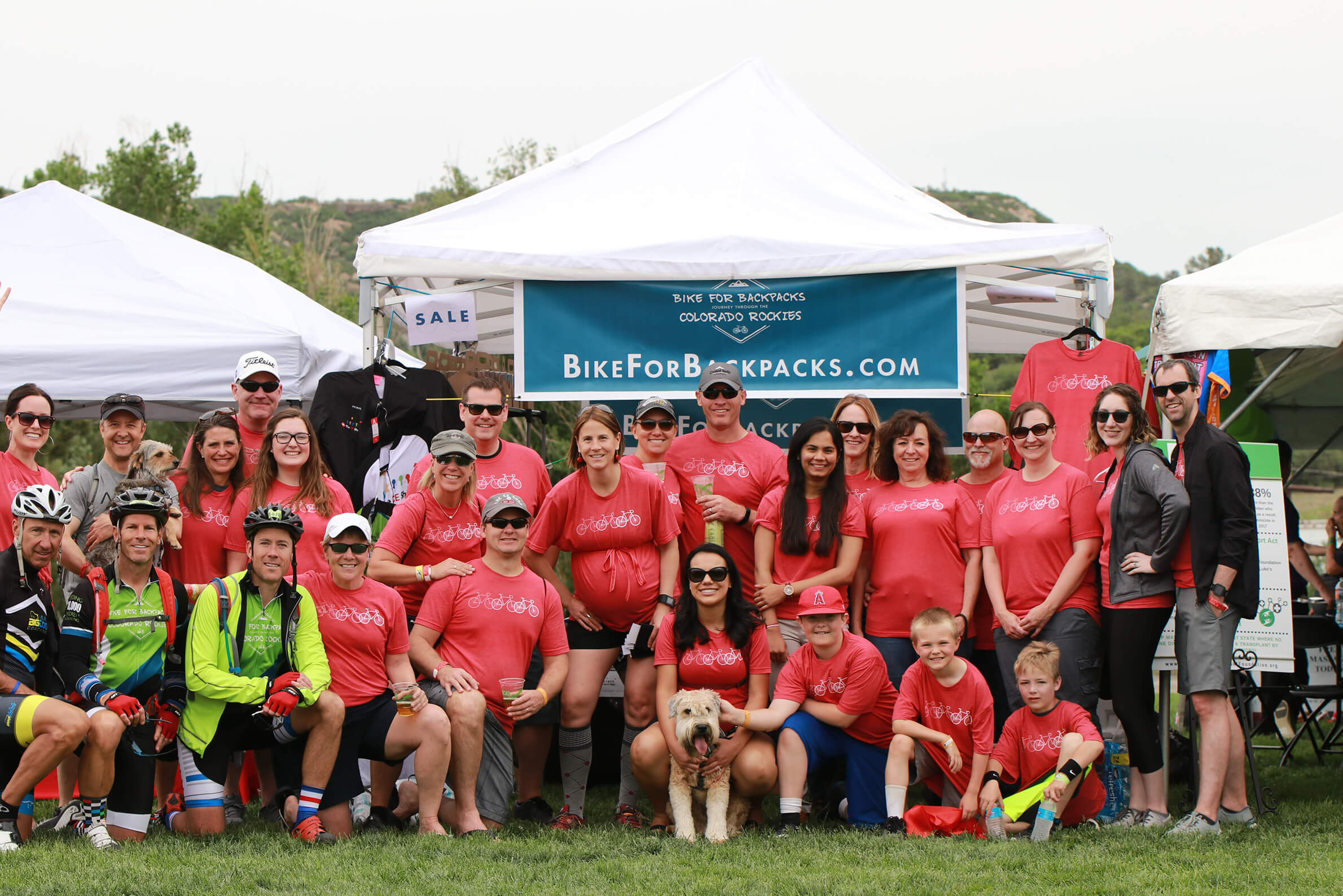 Come join The CE Shop Foundation team as we ride and volunteer at the 2019 Elephant Rock on June 2nd to eliminate childhood hunger