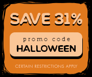Save with promo code HALLOWEEN